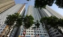 Tranh cãi việc quản lý chung cư bán đảo Linh Đàm