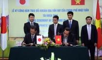 Việt Nam vay Nhật Bản 11 tỷ yen phát triển kinh tế - xã hội