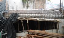 """Cầu Giấy, Hà Nội: Công trình không phép """"vô tư"""" xây dựng"""
