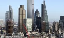 Giá thuê văn phòng tại London vẫn cao kỷ lục sau Brexit