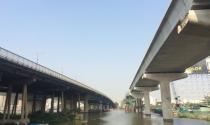 Hợp long cầu vượt sông Sài Gòn tuyến metro số 1