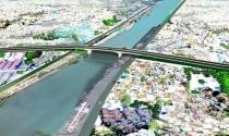 TP.HCM: 1.250 tỷ xây cầu vượt kênh Tẻ nối khu Nam với trung tâm