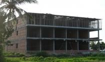 Đình chỉ thi công nhiều công trình trái phép ở đảo Lý Sơn