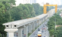 Tháng 7/2017 sẽ vận hành tuyến đường sắt Cát Linh – Hà Đông