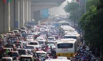 Hà Nội chống ùn tắc giao thông: Siết chặt quy hoạch, nâng cao hạ tầng
