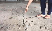 Bà Rịa-Vũng Tàu: Tàu hút cát gây sạt lở nhà dân
