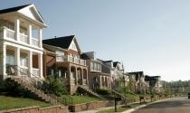 Doanh số bán nhà tại Mỹ tăng mạnh trong tháng 9