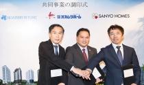 Hoa Binh House bắt tay 2 đối tác Nhật trong mảng quản lý địa ốc