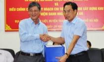 Quy hoạch khu di dân phục vụ GPMB tại huyện Thanh Trì
