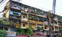 Gian nan cải tạo chung cư cũ