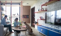 Ấn tượng căn hộ tươi trẻ và ấm cúng ở Đài Loan