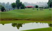 Chủ tịch Hà Nội yêu cầu xác minh thông tin lấp hồ Đồng Mô để mở rộng sân golf Quốc tế Đảo Vua