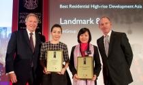 Vingroup đạt giải nhất giải thưởng Bất động sản Quốc tế 2016