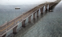 Hải Phòng: Hợp long cầu vượt biển gần 12.000 tỷ đồng