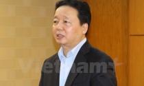"""Bộ trưởng Trần Hồng Hà: """"Cần xem lại năng lực thanh tra đất đai"""""""