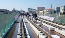 Đường sắt đô thị Cát Linh - Hà Đông dồn sức chuẩn bị chạy thử không tải