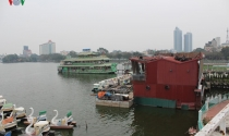Hà Nội: Kiên quyết di dời nhà hàng, du thuyền trên Hồ Tây trong quý 1