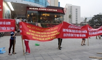Cư dân chung cư Hồ Gươm Plaza biểu tình 4 ngày liên tiếp 'tố' sai phạm của chủ đầu tư