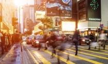 Giá thuê mặt bằng bán lẻ ở Hồng Kông sụt giảm