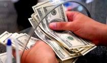 Giá USD ngân hàng bật tăng