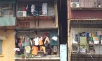 Nhà G6A Thành Công: Thấp thỏm sống trong nhà nguy hiểm