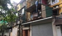 Quận Ba Đình: Vẫn chưa thể di dời chung cư xuống cấp nghiêm trọng