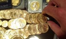 Giá vàng hồi sức, khởi động đợt tăng giá mới