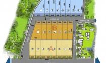 Mở bán nhà phố Green Home với giá 1,3 tỷ đồng