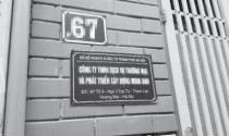 Cả khu xây dựng sai phạm, vẫn được đánh số nhà, lập tổ dân phố?