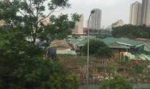 """Hà Nội: Nhà ở """"chui"""" chứa hàng trăm công nhân trên đất dự án"""