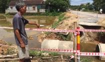 Hà Tĩnh: Dân khốn khổ vì dự án nâng cấp Quốc lộ 15B