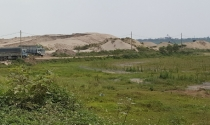 Huyện Thường Tín: Chậm xử lý bến bãi không phép, sai phép