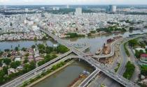 TP.HCM: Thông xe 2 nhánh cầu vượt Nguyễn Văn Cừ