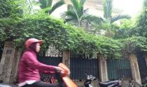 Biệt thự công vụ 12 Nguyễn Chế Nghĩa đang bị bỏ hoang?