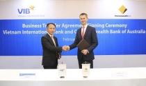 VIB mua lại một chi nhánh của ngân hàng CBA
