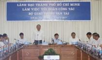 Ưu tiên giải quyết hạ tầng giao thông quá tải cho Tp. Hồ Chí Minh