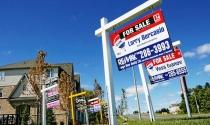 Thị trường bất động sản tại Canada giảm nhiệt mạnh trong 7 năm