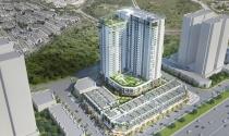 Chung cư cao cấp The TWO Residence cất nóc trước 12 tháng