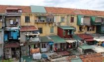Bất động sản 24h: Mùa mưa bão, dân bất an trong chung cư cũ