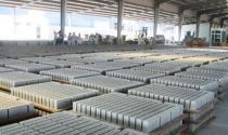 Sản xuất vật liệu xây không nung bắt đầu gia tăng