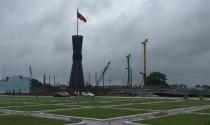 Thái Nguyên: Sẽ không xây dựng bãi đỗ xe phía sau Quảng trường Võ Nguyên Giáp
