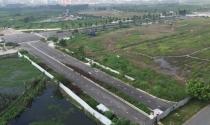 Chung cư Ngoại Giao Đoàn: Đường xây xong, dân vẫn không được đi