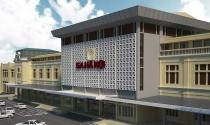 Bộ GTVT chưa nhận được đề xuất xây khu ga Hà Nội cao 40 - 70 tầng
