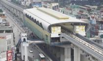 Đường sắt Cát Linh - Hà Đông lại chậm tiến độ