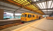 Chạy thử đường sắt đô thị Cát Linh – Hà Đông