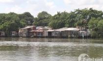 TP.HCM: Di dời 27 căn nhà ven sông Sài Gòn