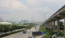 Lắp đường ray tuyến metro Bến Thành – Suối Tiên