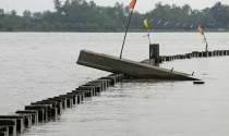 Bộ TN&MT 'tuýt còi' dự án lấn sông Tiền
