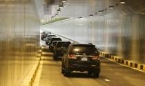 Hầm chui Điện Biên Phủ - Nguyễn Tri Phương phục vụ APEC chính thức thông xe