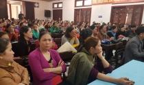 Hàng trăm tiểu thương chợ Hồ Xá bãi thị, Chủ tịch huyện 'đối thoại khẩn'